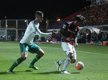 Chapecoense empata com San Lorenzo na Argentina pela semifinal da Sul-Americana