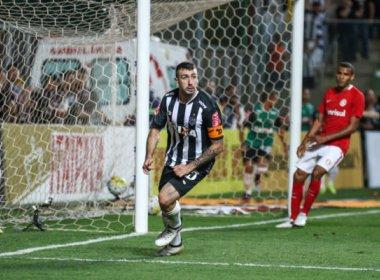 Atlético-MG empata com o Internacional e avança à decisão da Copa do Brasil