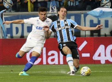 Grêmio aproveita a vantagem, segura o Cruzeiro e vai à final da Copa do Brasil