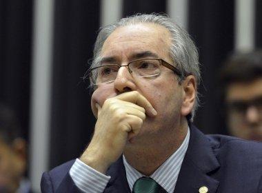 Cassado há quase dois meses, Cunha manda desocupar apartamento funcional