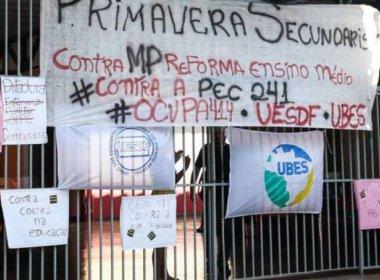 Enem de alunos afetados por ocupações e de presos será em 13 e 14 de dezembro