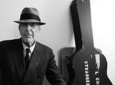 Compositor e cantor Leonard Cohen morre aos 82 anos