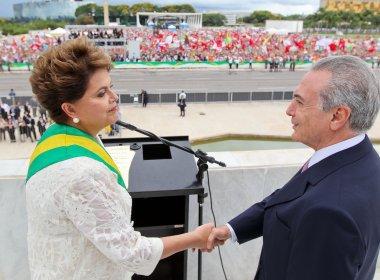 Defesa de Dilma no TSE muda estratégia e tenta 'arrastar' Temer em processo