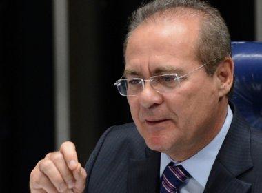 Associação de Magistrados sugere que Renan deixe presidência do Senado