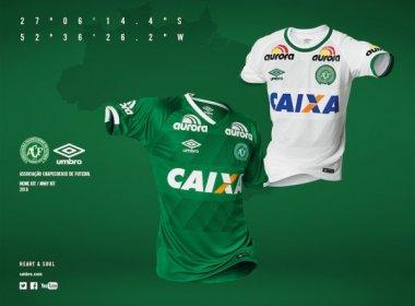 Palmeiras pede à CBF para jogar com a camisa da Chapecoense contra o Vitória