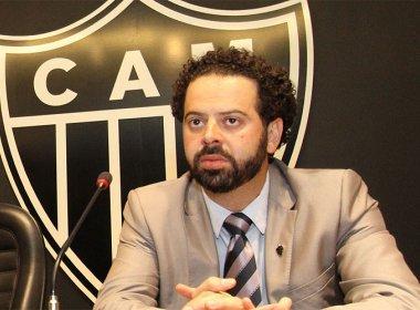 Atlético-MG pede que jogo contra a Chapecoense, na última rodada, seja cancelado