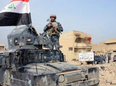 Iraque envia suprimentos a regiões de Mossul capturadas do Estado Islâmico