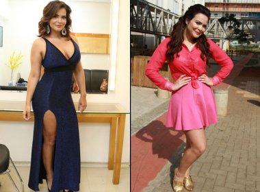 Geisy Arruda mostra resultado da transformação de R$ 200 mil