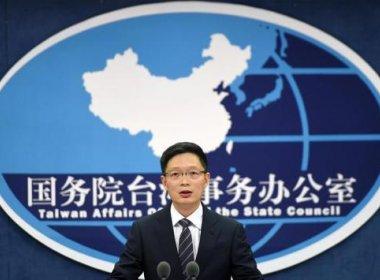 China diz que Trump deve respeitar política da China única ou pode afetar paz