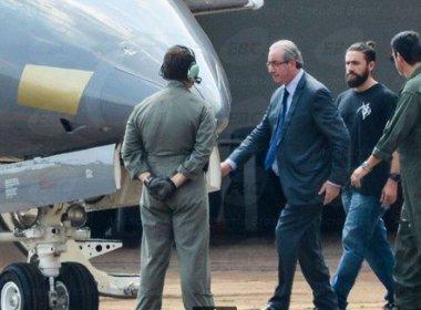 Ministro do STJ nega novo pedido para suspender prisão de Cunha