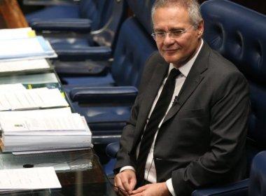 Após deixar presidência do Senado em fevereiro, Renan terá aliados em comissões
