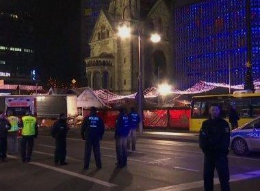 Estado Islâmico assume responsabilidade por ataque em feira de Natal em Berlim