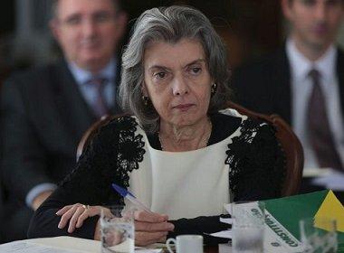 Cármen Lúcia quer ouvir Planalto, Câmara e Senado sobre Reforma da Previdência
