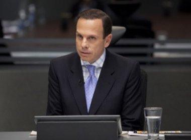 Doria vai multar em R$ 200 secretários que se atrasarem em reuniões e eventos