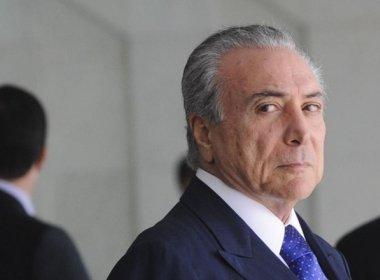 Temer convoca reunião para tratar do massacre de Manaus