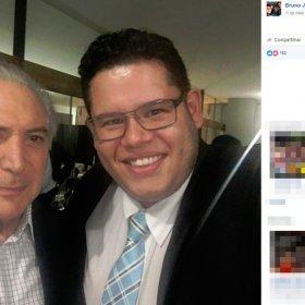 Secretário de Juventude de Temer sai do governo após pedir mais chacinas