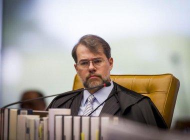 Toffoli diz que decisão sobre inquéritos da Lava Jato cabem à presidência do STF