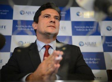 Moro diz confiar em solução 'institucional' para novo relator da Lava Jato no STF