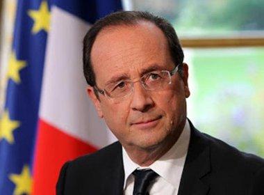 Hollande pede união da Europa contra populismo e firmeza no diálogo com Trump