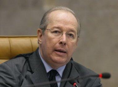 Celso de Mello receberá adversários de Maia para discutir recondução