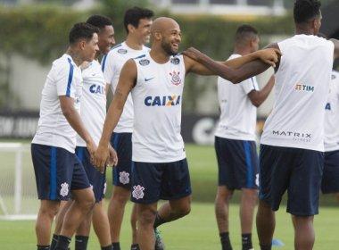 Após treino, Fábio Carille define time do Corinthians para estreia no Paulistão