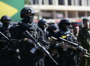 Gasto brasileiro com segurança alcança US$ 91 bilhões