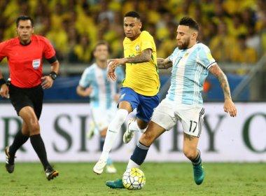 Argentina aumenta vantagem sobre Brasil no ranking da Fifa; Camarões se destaca