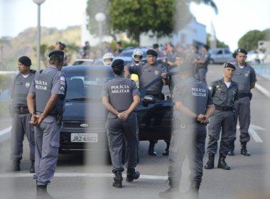 Comando da Polícia Militar processa 1.151 policiais por motim no Espírito Santo