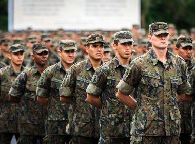 Governo passa 'pente-fino' na aposentadoria de militares das Forças Armadas