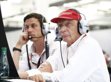 Toto Wolff e Niki Lauda acertam renovação de contrato com a Mercedes até 2020