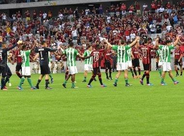 Declaração de quarto árbitro contradiz FPF sobre cancelamento do Atletiba