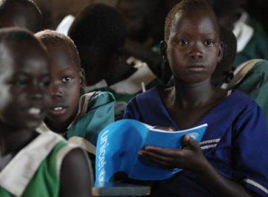 Quase 1,4 milhão de crianças correm risco de morte por causa da fome