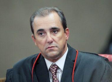 STF aprova lista tríplice para Temer definir novo ministro do TSE