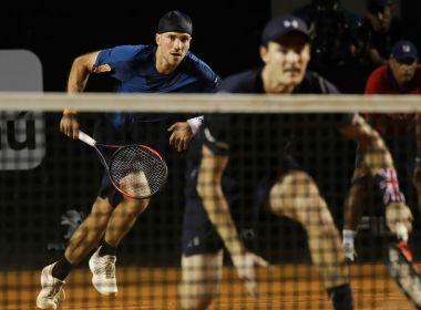 Soares é eliminado nas duplas e deixa Brasil sem representantes no Rio Open