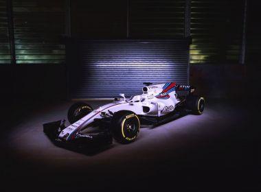 Williams apresenta carro oficialmente e também utilizará 'barbatanas' na F-1
