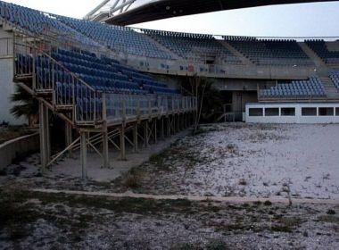 Instalações de Atenas-2004 estão deterioradas e são alerta para legado do Rio