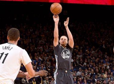 Warriors vence Nets e se torna 1ª equipe a garantir vaga nos playoffs da NBA
