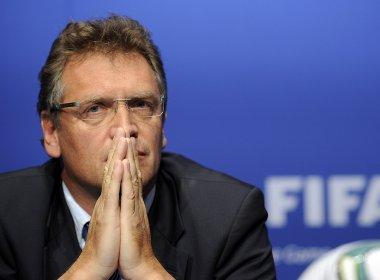 Valcke apresenta recurso à CAS para reverter suspensão aplicada pela Fifa
