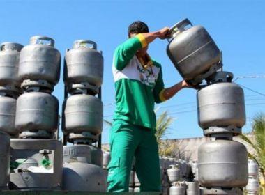 Subsídio para gás de cozinha será reduzido e preço deve subir