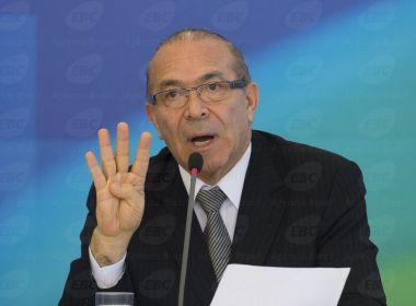 """MINISTRO """"PINGUIM"""" TINHA 4 SENHAS PARA CAIXA 2"""