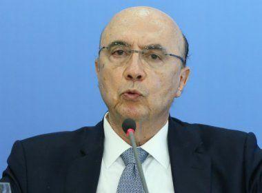 Henrique Meirelles discutirá reforma da Previdência com PSDB e DEM