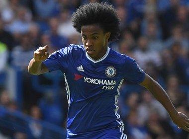 Com gol de Willian, Chelsea vence mais uma e amplia vantagem na ponta do Inglês