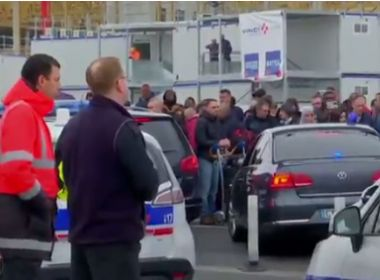 Homem morto no aeroporto na França era suspeito de extremismo
