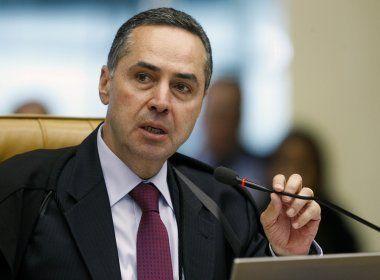 Ministro Barroso condena filha de Edson Fachin por litigância de má-fé