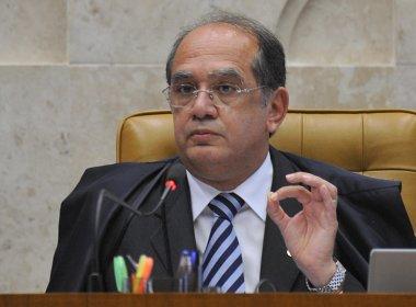 Gilmar Mendes faz críticas a vazamentos de conteúdos de investigações sigilosas