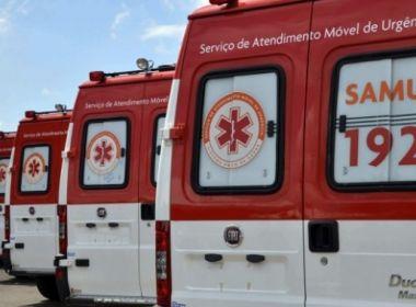 Crise financeira já faz cidades deixarem Samu e manterem ambulâncias paradas