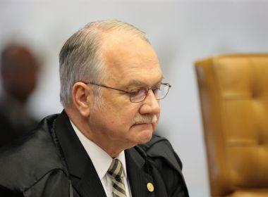 Fachin autoriza interrogatório de Sarney, Renan e Jucá