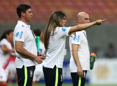 Com Marta, Cristiane e Andressa Alves, Emily Lima convoca seleção para amistoso