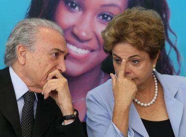 MPF PEDE CASSAÇÃO DE TEMER E INELEGIBILIDADE DE DILMA