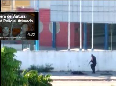 Vídeo mostra PMs executando homens rendidos no Rio